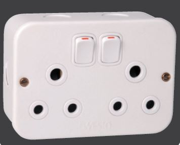 Switches, Sockets and Outlets