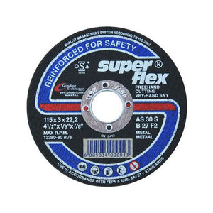 FLAT CUTTING DISC - SUPERFLEX