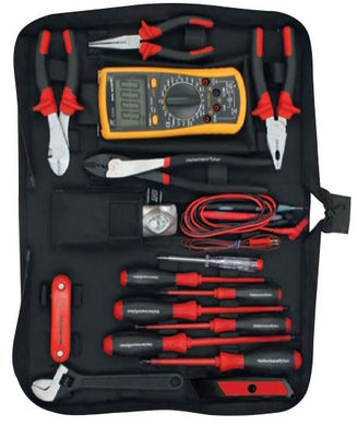 TECHKT - 19 Piece Technical Tool Kit