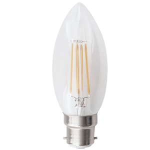 4.5W: Dimmable LED - Filament Candle