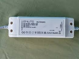 54W 1280mA Non-Dimmable LED Driver for EN-FPRO1260