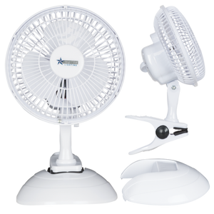 Clip or Table Fan