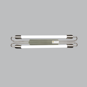 Fluorescent Fitting wired for LED - FTL043 SATIN