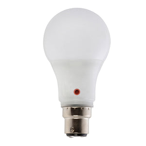 LED Day Night Sensor E27 6w CW