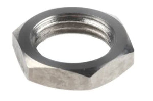 Galvanized hex locknut