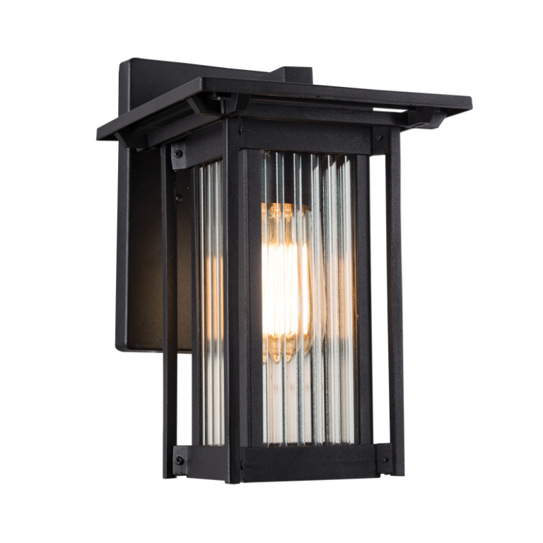 Outdoor wall light - L516 BLACK