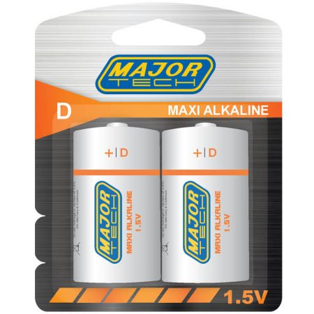 D Maxi Alkaline Battery