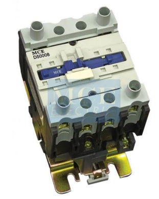 65A AC Magnetic Contactor 4 Pole