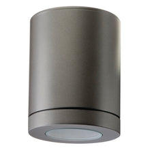 Load image into Gallery viewer, Metro outdoor ceiling graphite 35W