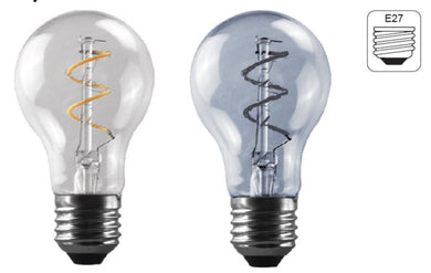 4W: LED DECOR BULB - E27 Filament Bulb