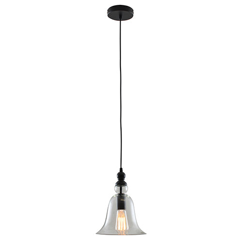 Vino Pendant 210mm Clear Glass - P487