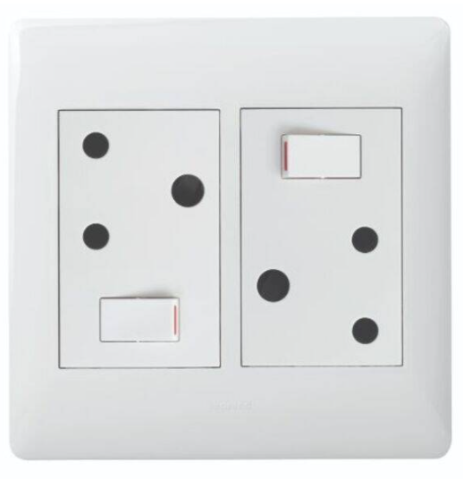 Ysalis - Double Socket outlets
