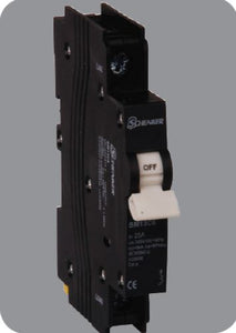 Circuit breaker - Schenker (MINI RAIL): 3kA / 1 POLE
