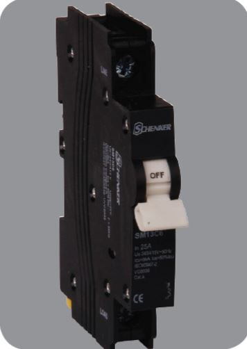 Schenker 13mm Single pole Circuit breaker