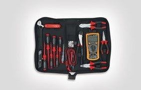 ELECTRICAL TOOL KIT WITH T235H MULTIMETER DIGITAL
