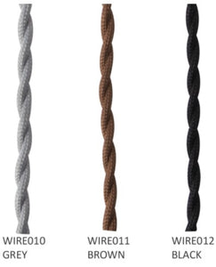 2 Core Material Twisted Cord Wire