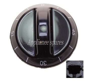 DEFY RINGER TIMER KNOB (D SHAPED SHAFT)