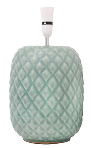 Stone Ceramic Table Lamp without Shade Excl 1xB22 60w GLS