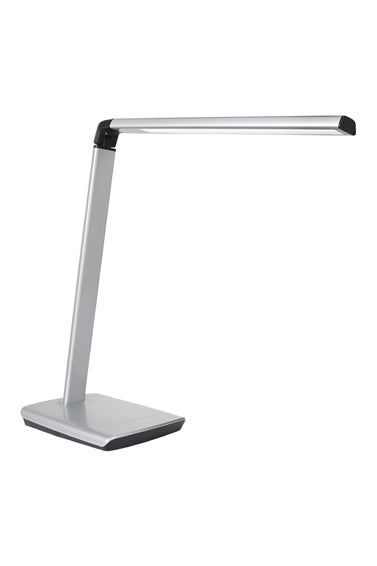 USB Shard Desk Lamp 160mm Silver