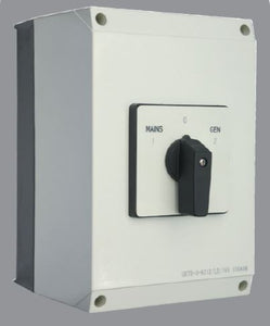 Generator Change-over switch 40A