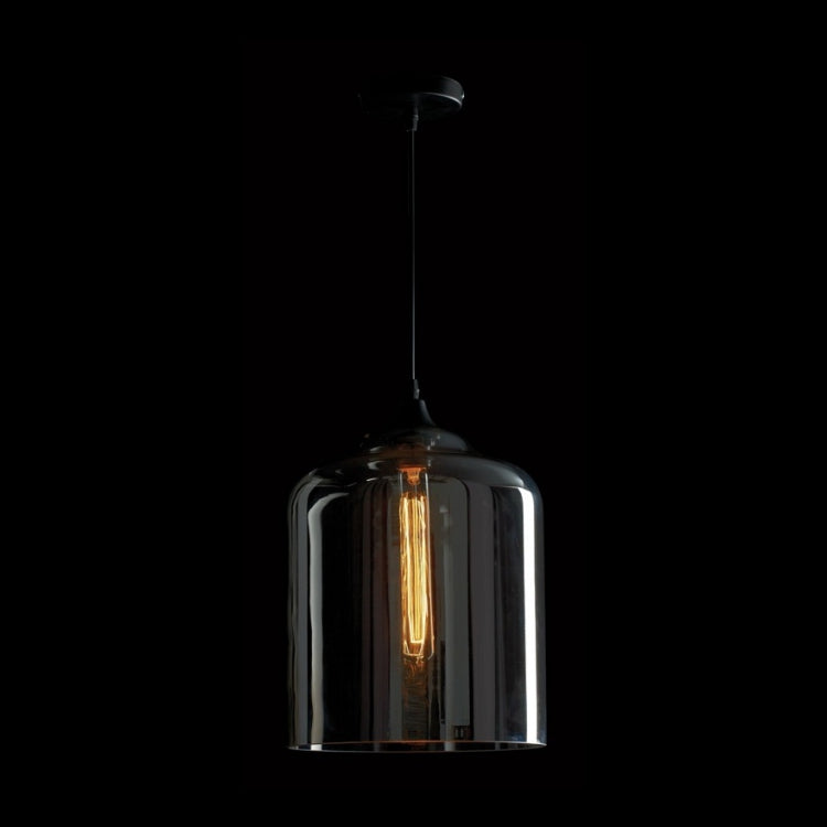 Bell Jar Glass Pendant - 230v 60W E27