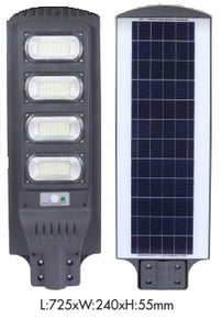 Econo Solar street light - Cool 120W