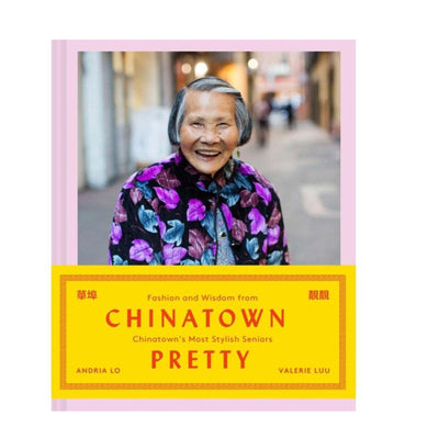 Fashion and Wisdom from Chinatown's Most Stylish Seniors