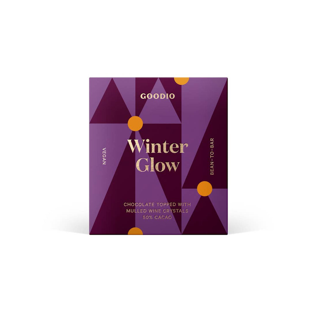 Holiday: Winter Glow Chocolate Bar