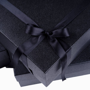 Ribbon: Matte Black