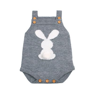 Knitted Bunny Onesie