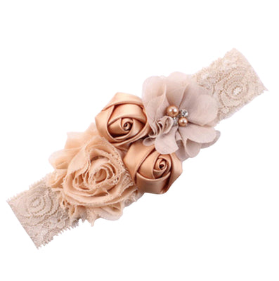 Lace Baby Girl Headband