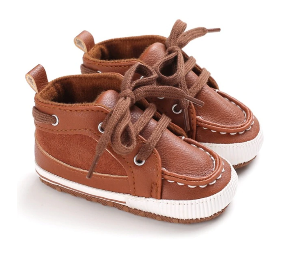 Baby Brown Sneakers