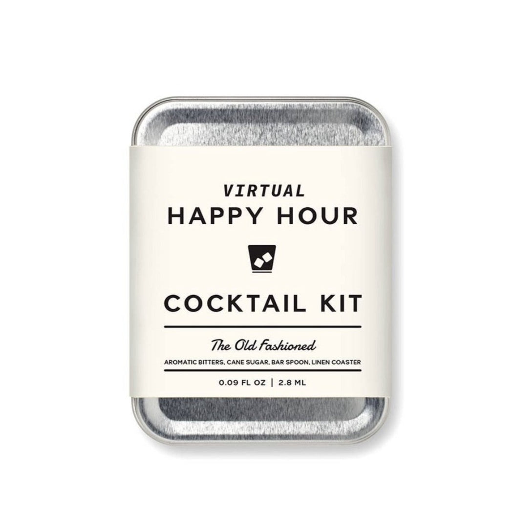 Virtual Happy Hour Cocktail Kit