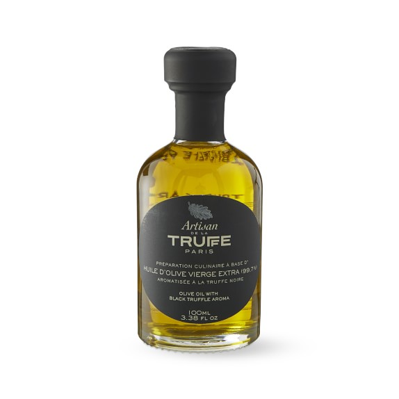 Extra Virgin Olive Oil with Black Truffle Flavor