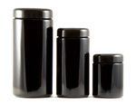 Miron Glass Storage Jars