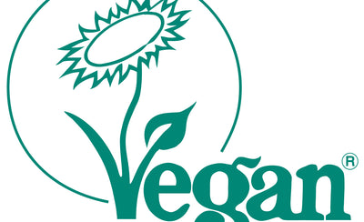 We are now registered with The Vegan Society