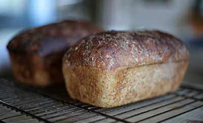 Our Daily Bread. My mother's bread recipe.
