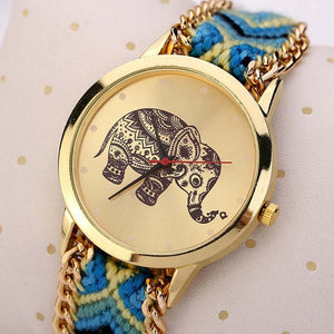 Custom Elephant Watch