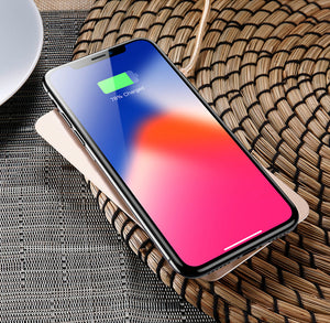 Baseus Quick Wireless Charger For iPhone X 8 Samsung S8 S9 S9+ Note & more