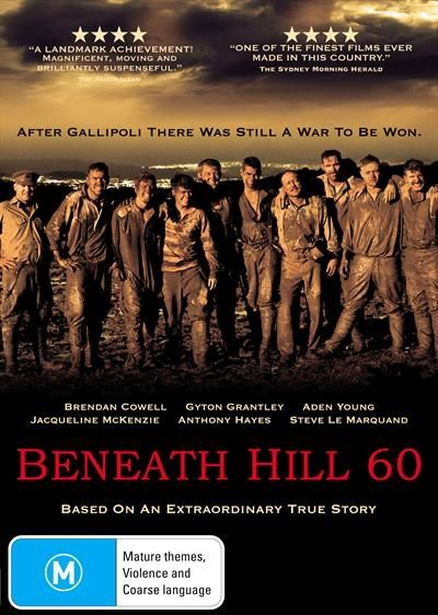 DVD - Beneath Hill 60 [2010] (Preowned)
