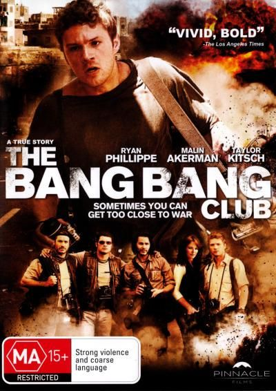 DVD - Bang Bang Club, The [2010] (Preowned)