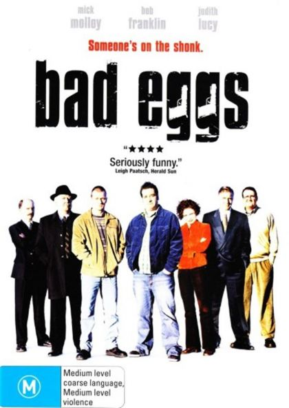 DVD - Bad Eggs [2003] (Preowned)