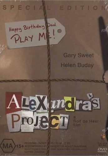 DVD - Alexandra's Project [2003] (Preowned)