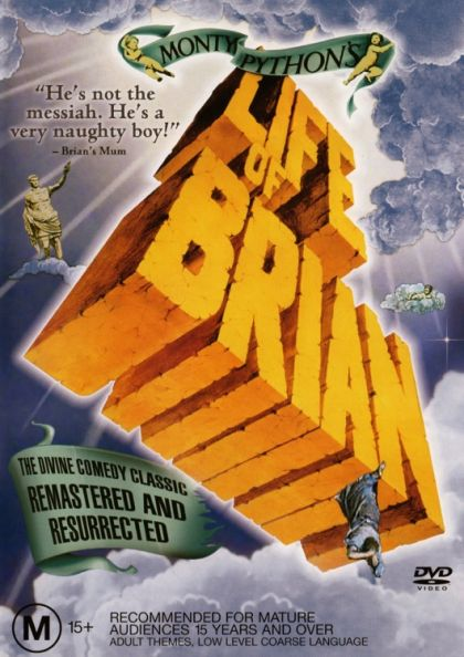 DVD - Life Of Brian [1979] (Preowned)