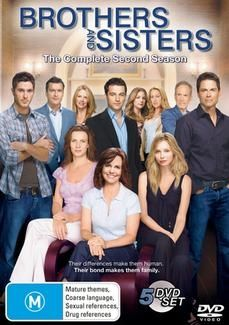 DVD - Brothers & Sisters : Season 2 [2007] (Preowned)