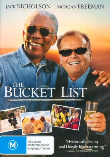 DVD - Bucket List, The [2007] (Preowned)
