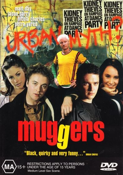 DVD - Muggers [2000] (Preowned)