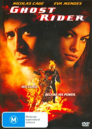 DVD - Ghost Rider [2007] (Preowned)