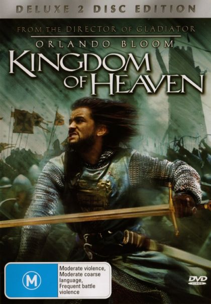 DVD - Kingdom Of Heaven [2005] (Preowned)
