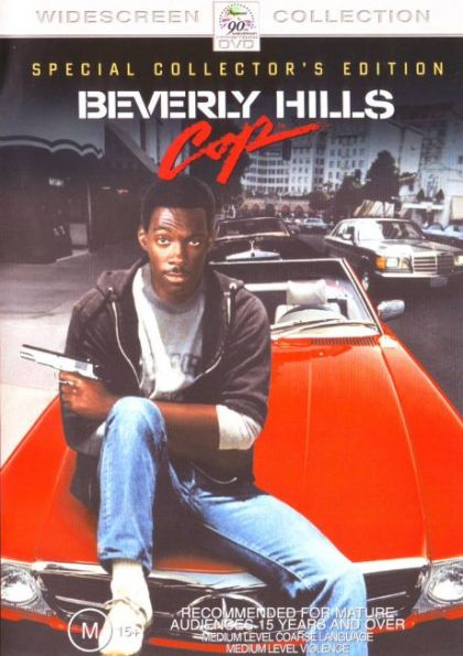 DVD - Beverly Hills Cop [1984] (Preowned)